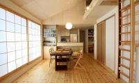 case71 心地良く暮らす―二世帯住宅―